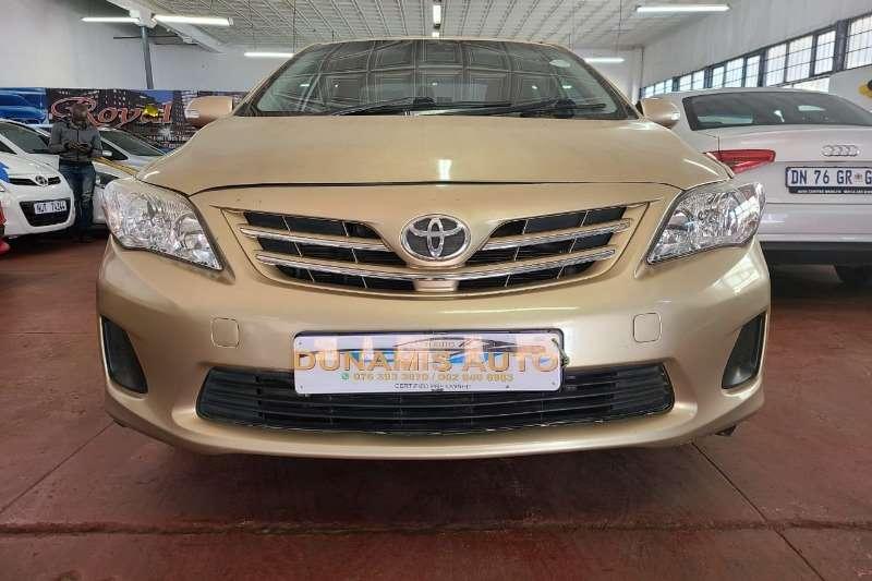 Used 2012 Toyota Corolla Quest COROLLA QUEST 1.6