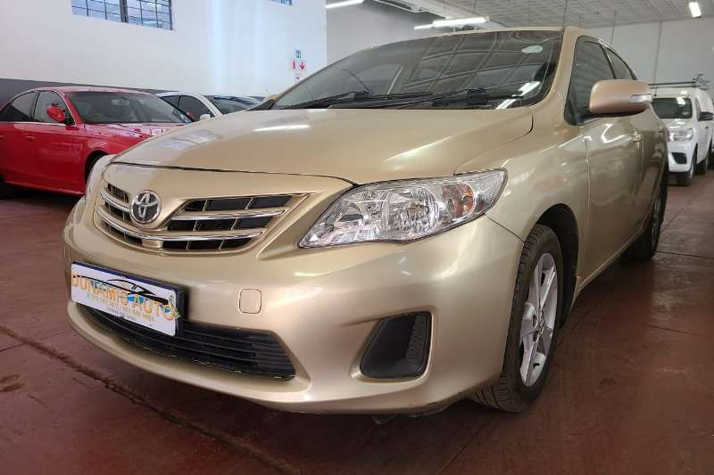 Used 2012 Toyota Corolla Quest 1.6