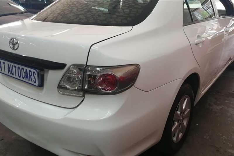 Used 2014 Toyota Corolla Quest COROLLA QUEST 1.6