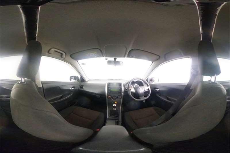 2014 Toyota Corolla Quest Corolla Quest 1.6
