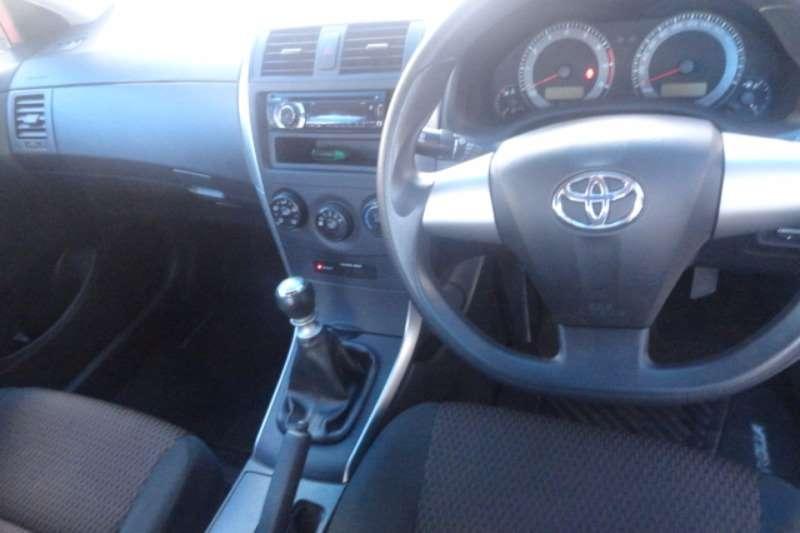 2015 Toyota Corolla Quest Corolla Quest 1.6
