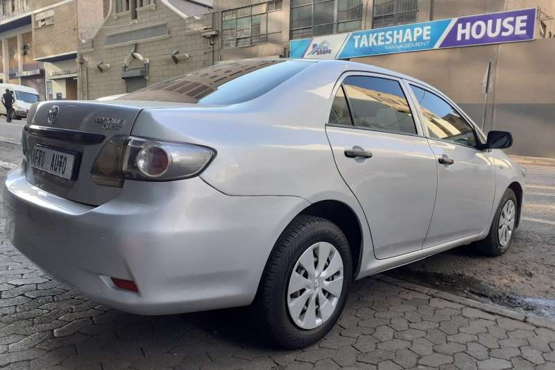 Used 2015 Toyota Corolla Quest