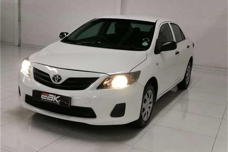 Used 2015 Toyota Corolla Quest 1.6