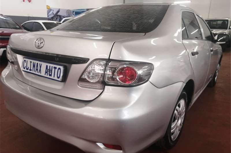 Used 2016 Toyota Corolla Quest 1.6