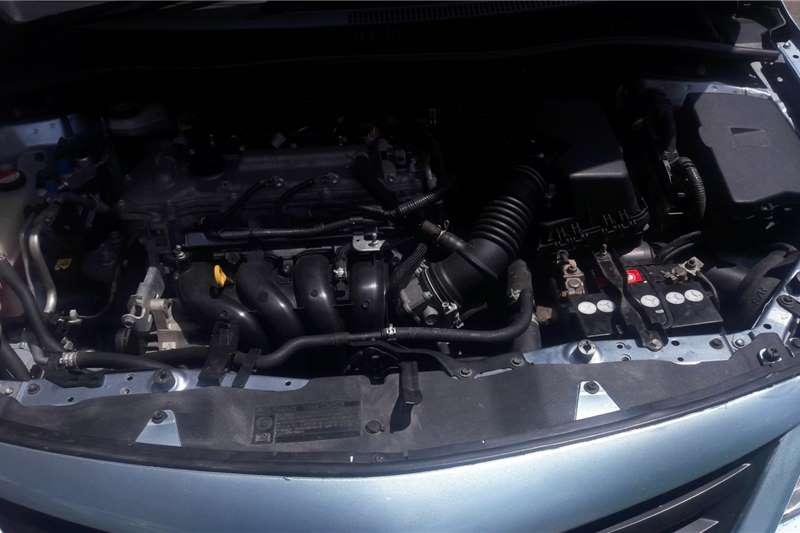 2017 Toyota Corolla Quest Corolla Quest 1.6