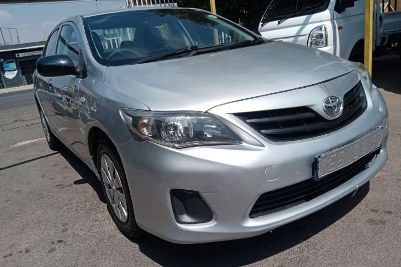 Used 2017 Toyota Corolla Quest 1.6