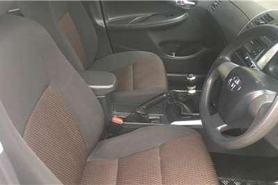 Toyota Corolla Quest 1.6 2018