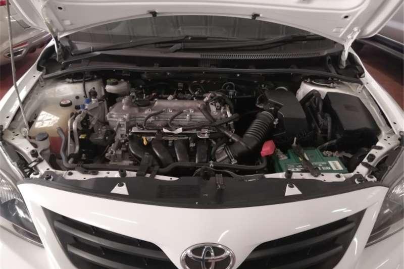 Used 2018 Toyota Corolla Quest COROLLA QUEST 1.6