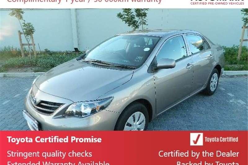 Toyota Corolla Quest 1.6 2019
