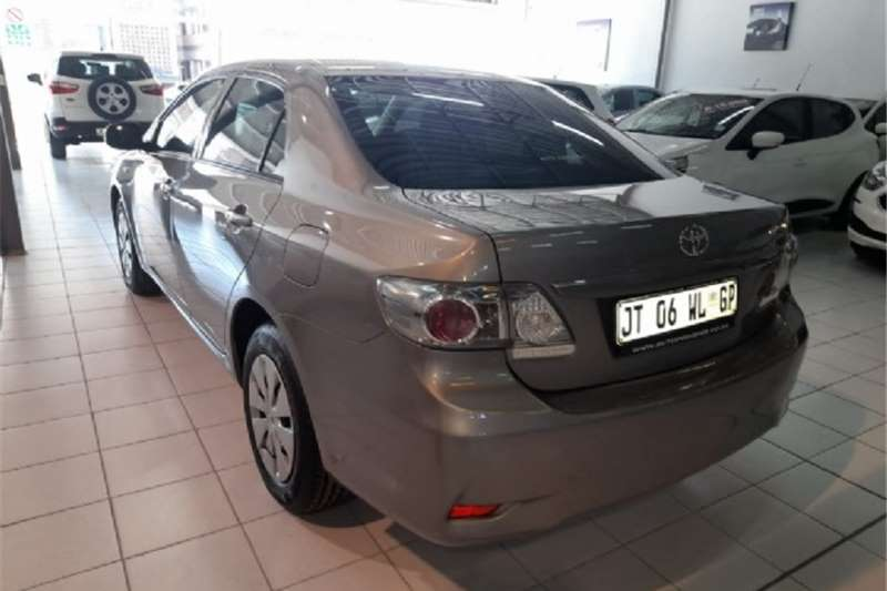 Used 2019 Toyota Corolla Quest 1.6