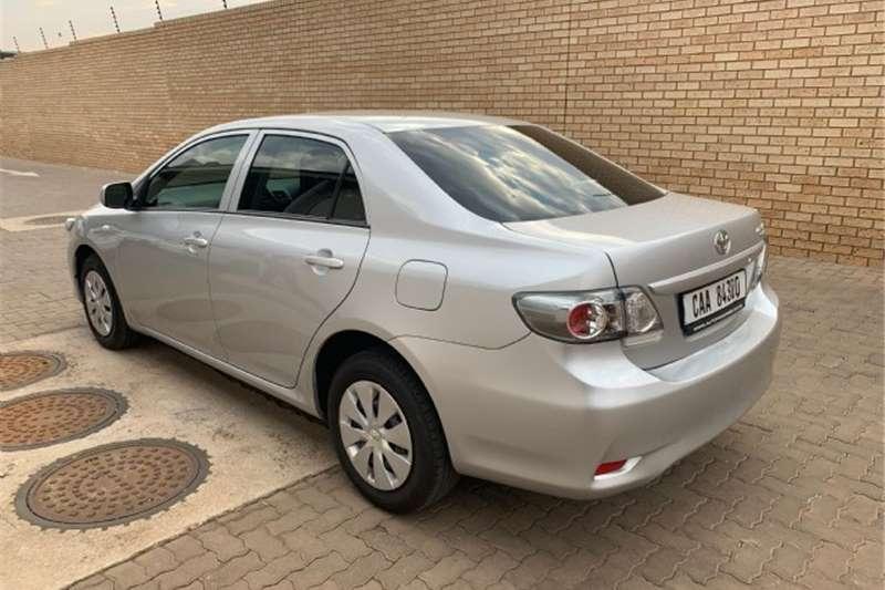 2019 Toyota Corolla Quest Corolla Quest 1.6
