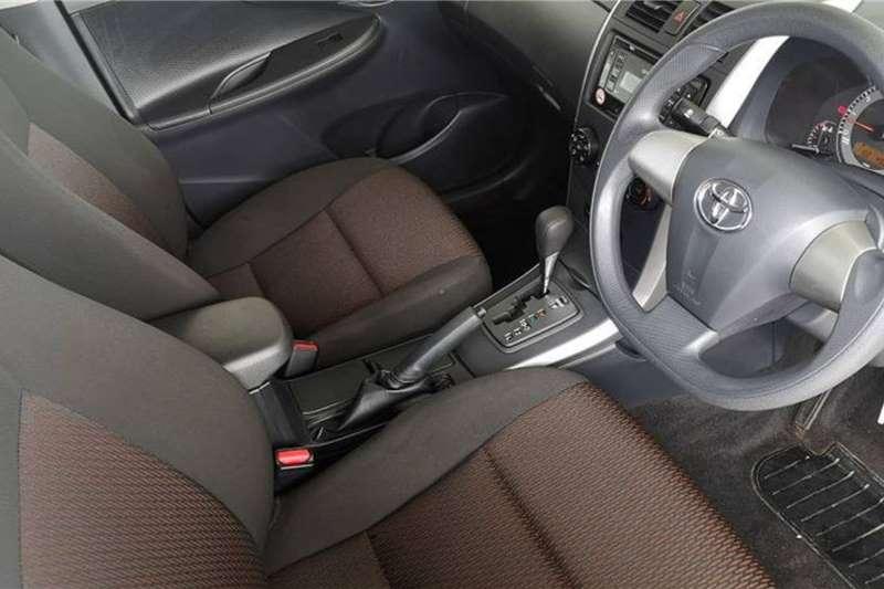 Toyota Corolla Quest 1.6 2020