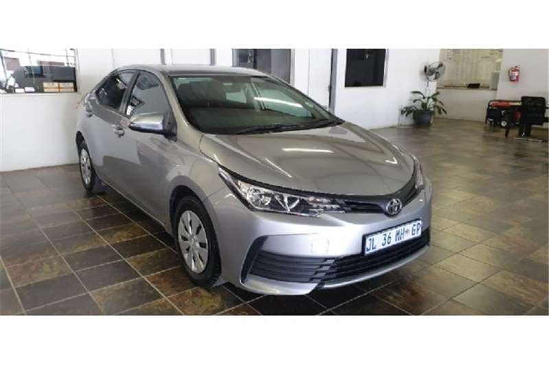 Used 2020 Toyota Corolla Quest 1.6