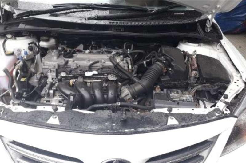 Toyota Corolla Quest 1.6 A/T 2015