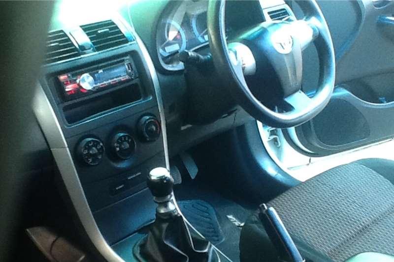 Toyota Corolla Quest 1.6 A/T 2016