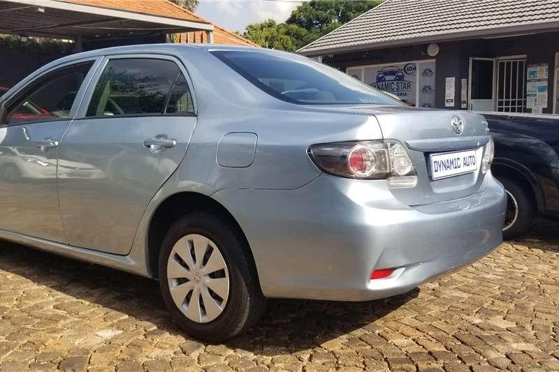 Toyota Corolla Quest 1.6 A/T 2017