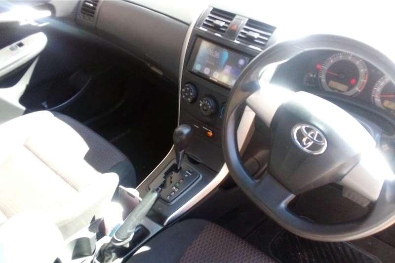 2018 Toyota Corolla Quest COROLLA QUEST 1.6 A/T