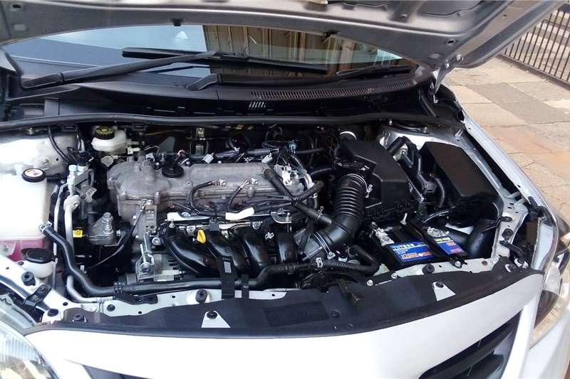 2019 Toyota Corolla Quest COROLLA QUEST 1.6 A/T