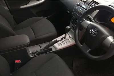 Used 2010 Toyota Corolla Quest 1.6 auto