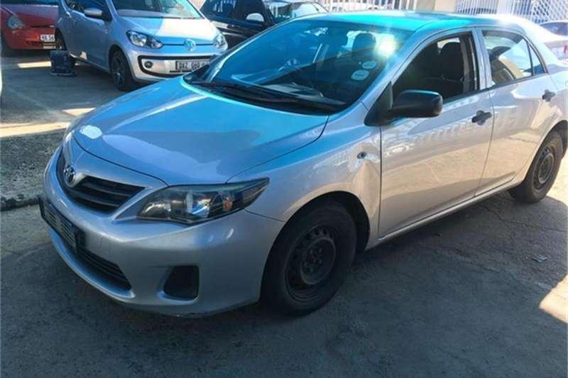 Used 2014 Toyota Corolla Quest 1.6 auto