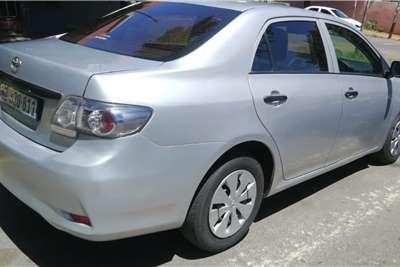 Used 2015 Toyota Corolla Quest 1.6 auto