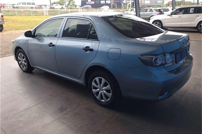 Toyota Corolla Quest 1.6 auto 2016