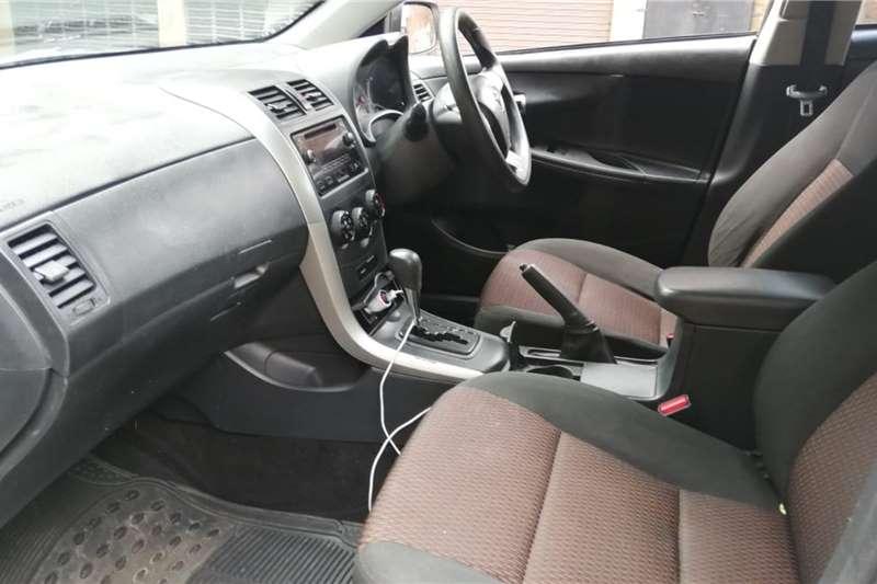 Used 2016 Toyota Corolla Quest 1.6 auto