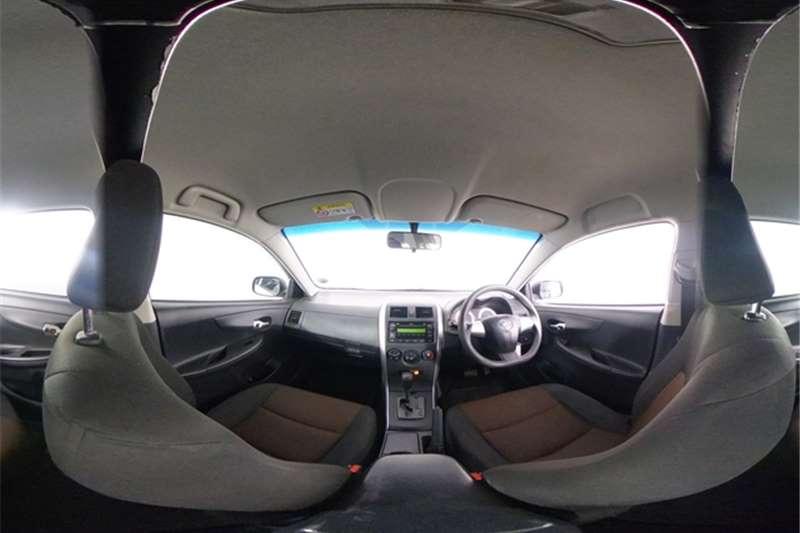 2016 Toyota Corolla Quest Corolla Quest 1.6 auto
