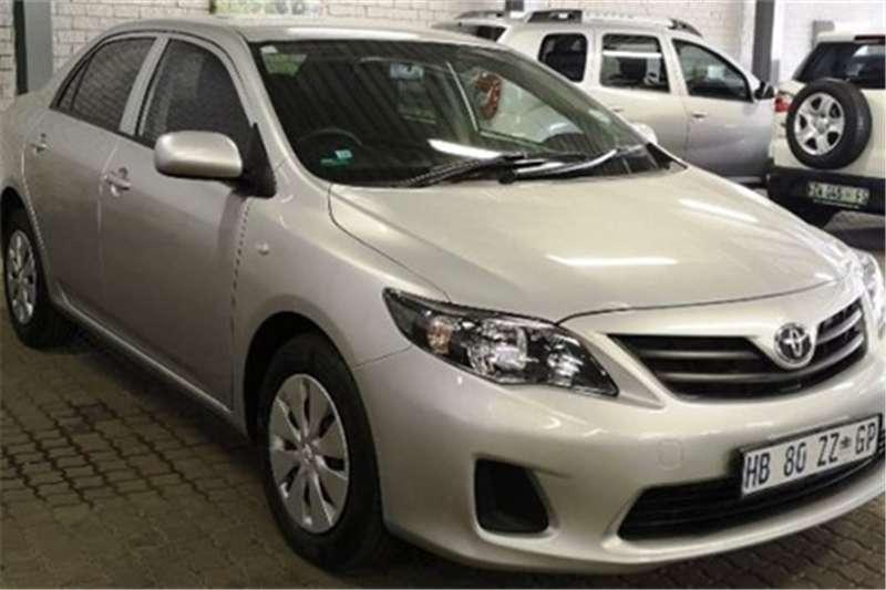 Toyota Corolla Quest 1 6 auto