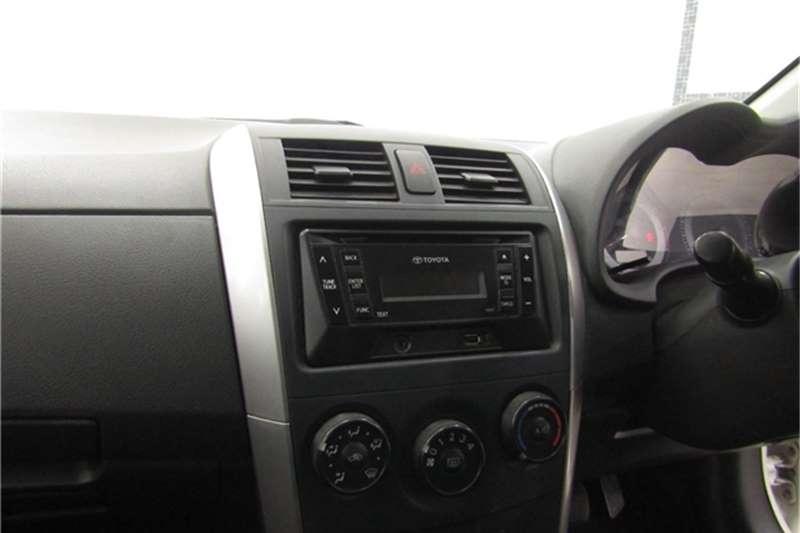 Used 2017 Toyota Corolla Quest 1.6 auto