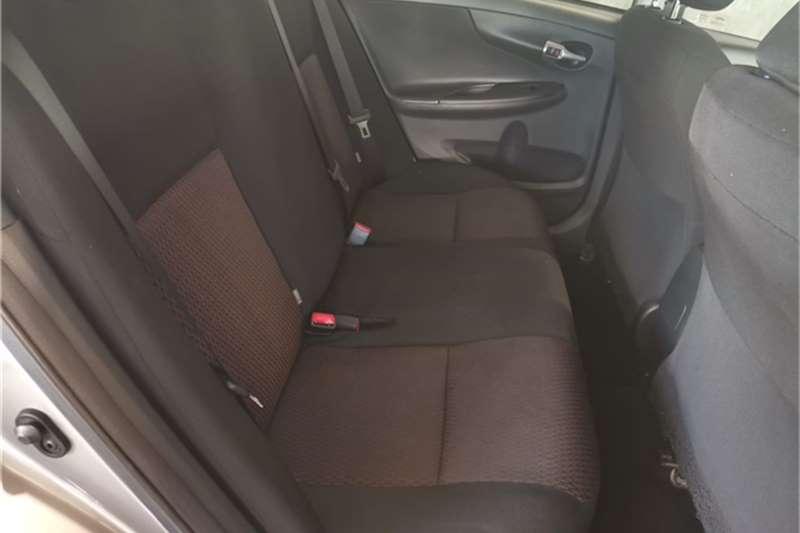 2017 Toyota Corolla Quest Corolla Quest 1.6 auto