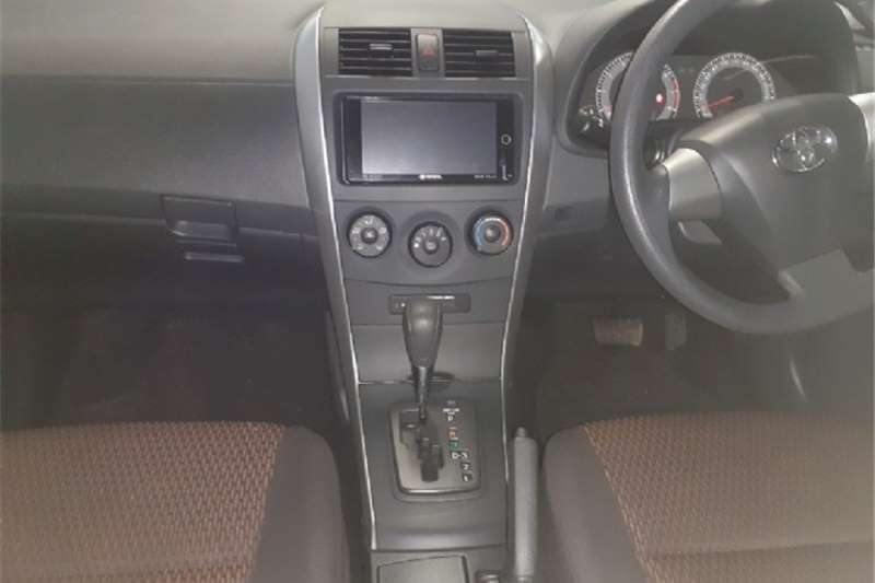 Toyota Corolla Quest 1.6 auto 2018
