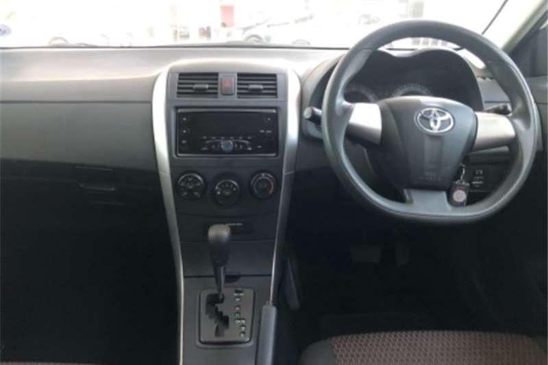 2018 Toyota Corolla Quest Corolla Quest 1.6 auto