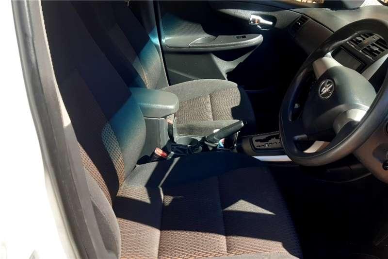 Used 2018 Toyota Corolla Quest 1.6 auto