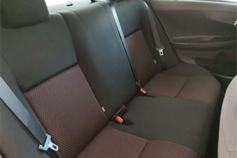 2019 Toyota Corolla Quest Corolla Quest 1.6 auto
