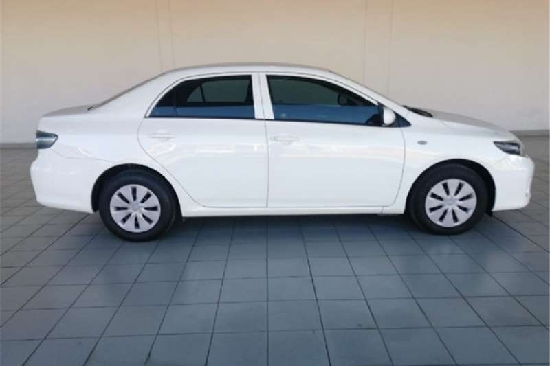 Used 2019 Toyota Corolla Quest 1.6 auto