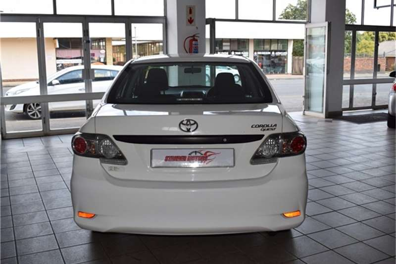 Used 2015 Toyota Corolla Quest 1.6 Plus