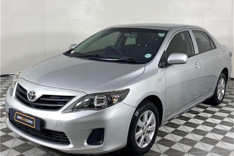2015 Toyota Corolla Quest Corolla Quest 1.6 Plus