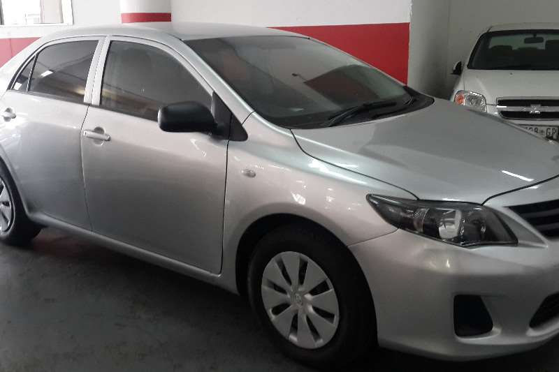 Used 2016 Toyota Corolla Quest 1.6 Plus