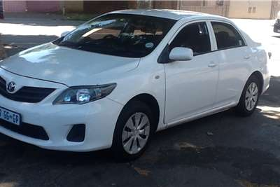 Toyota Corolla Quest 1.6 PLUS 2016