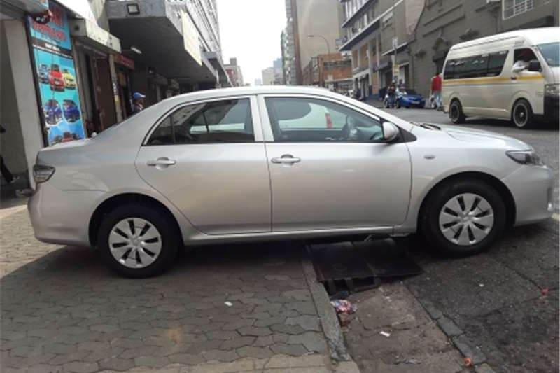 Toyota Corolla Quest 1.6 Plus 2017