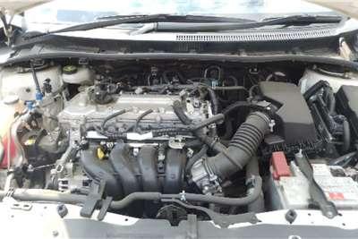 Used 2017 Toyota Corolla Quest COROLLA QUEST 1.6 PLUS