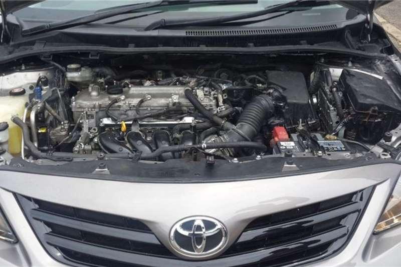 Toyota Corolla Quest 1.6 Plus 2018