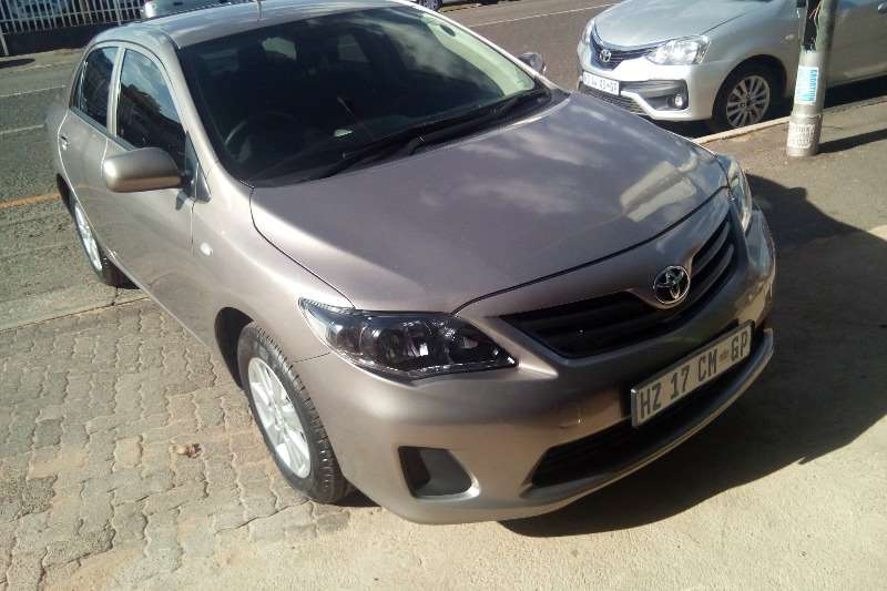 Toyota Corolla Quest 1.6 Plus 2019