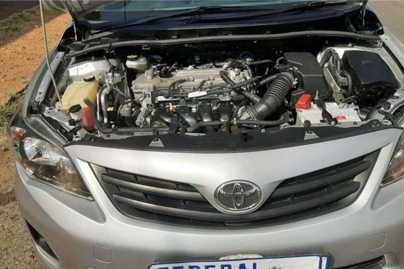 Used 2019 Toyota Corolla Quest 1.6 Plus