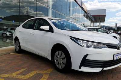 Toyota Corolla Quest 1.8 2020