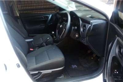2020 Toyota Corolla Quest COROLLA QUEST 1.8