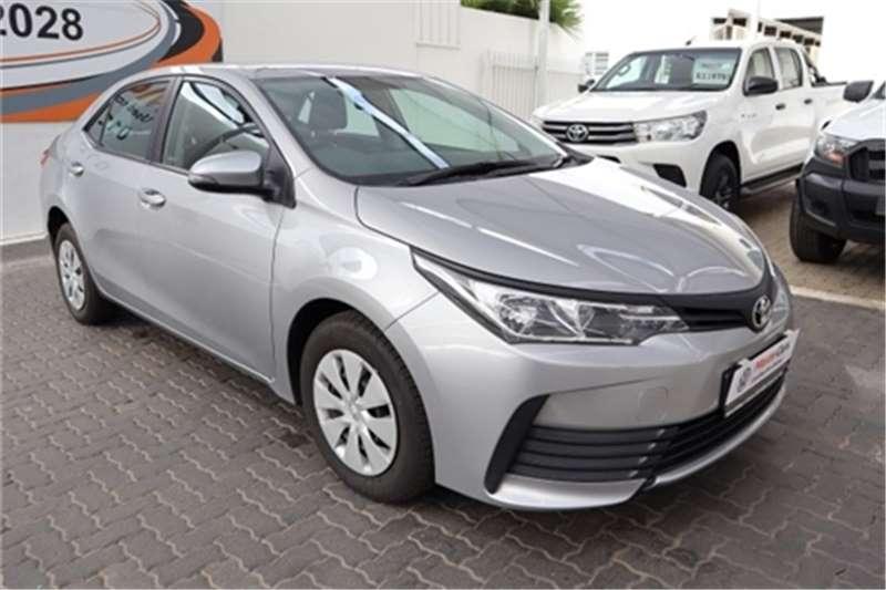 Used 2020 Toyota Corolla Quest COROLLA QUEST 1.8