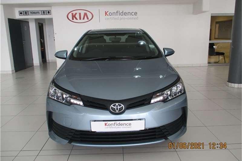 Toyota Corolla Quest 1.8 CVT 2020