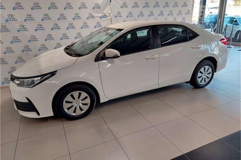 2020 Toyota Corolla Quest COROLLA QUEST 1.8 CVT